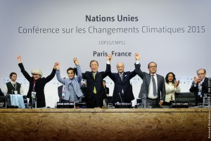 COP21, Paris. Source: COP Paris.