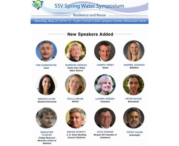SSV's Spring Water Symposium – Resilience and Reuse