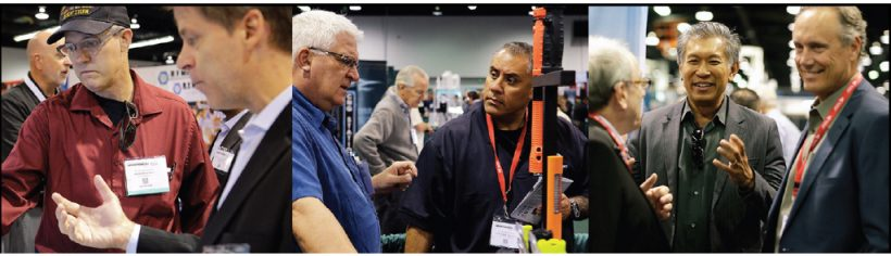 SSV Joins Northern California Facilities Expo — A Fall Event