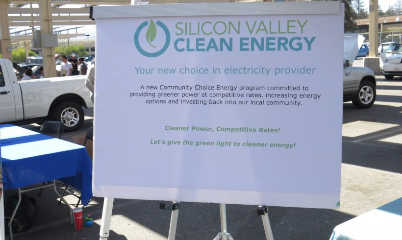 How's Silicon Valley Clean Energy contributing to a greener environment?