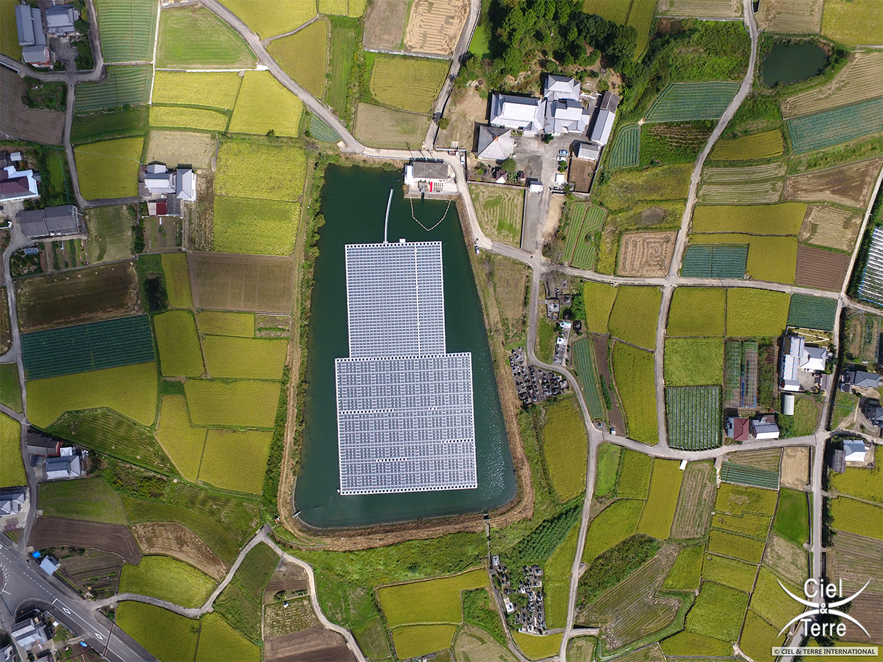 Ciel Et Tere latest project in Isawa, Japan, 632 kWp
