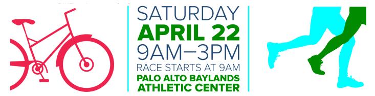 Celebrate Earth Day with SSV in Palo Alto