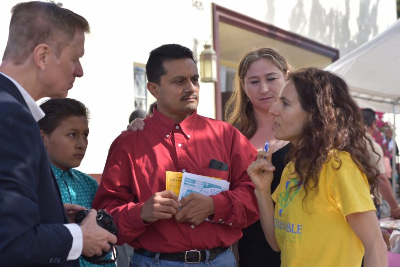Inside SSV's Energy and Water Check-Up Program in East Palo Alto: Q&A with Our Outreach Coordinator
