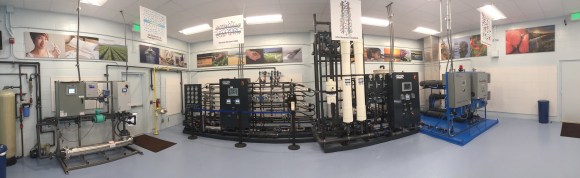 Pure Water Monterey Advanced Water Purification Demonstration Facility