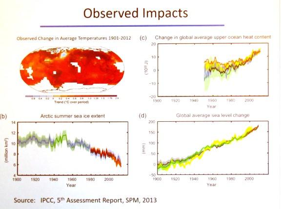 IPCC Ocean Data