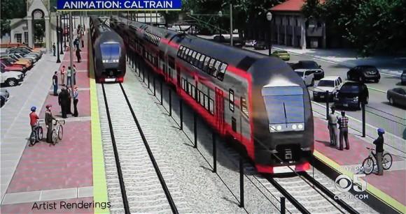 Electric Caltrain