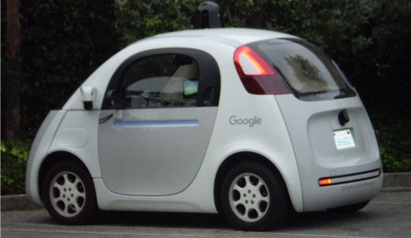 Google Autonomous Vheicle