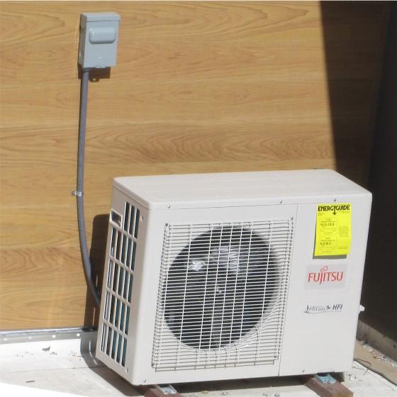 Heat pump Space Heater