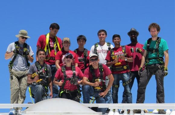 SunWork crew