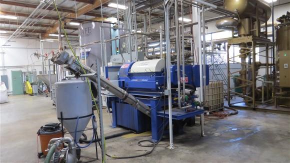 SAFE processing eqipment