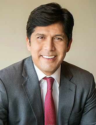 Kevin de Leon SB 100 author Basis for B -55-18