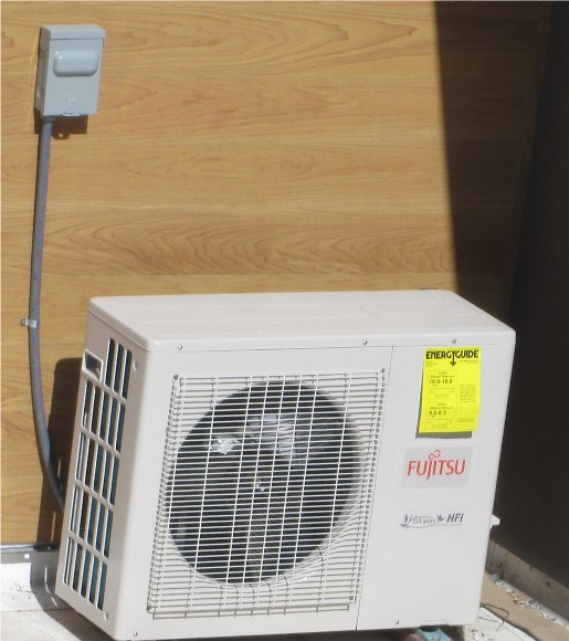 Heat Pump Space Heater