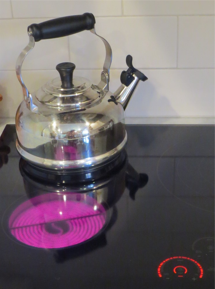 The Electric Kitchen, the Final  Frontier