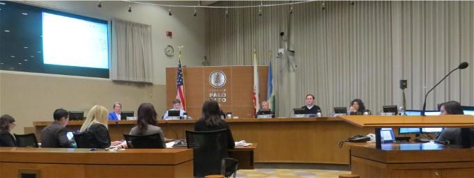 Palo Alto REACH code council meeting
